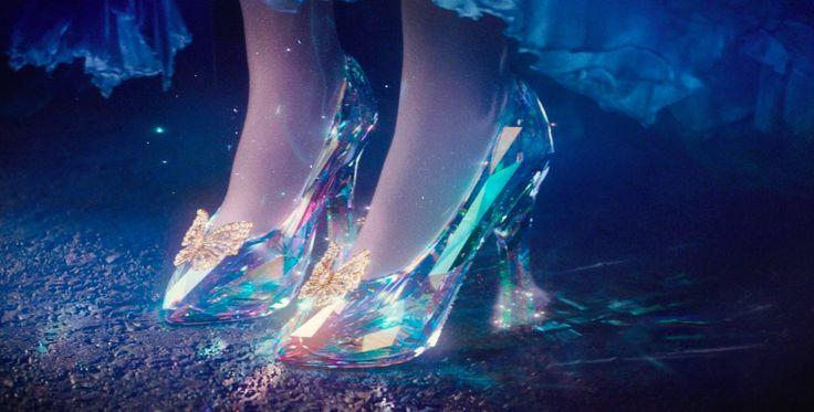louboutin chaussure de verre